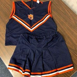 Auburn Cheerleader Costume Football